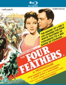 The Four Feathers, Blu-ray BluRay