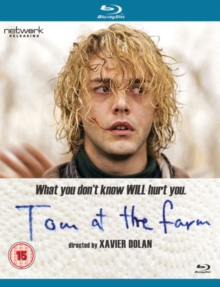 Tom at the Farm, Blu-ray  BluRay