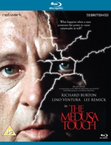 The Medusa Touch, Blu-ray BluRay