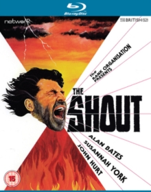 The Shout, Blu-ray BluRay