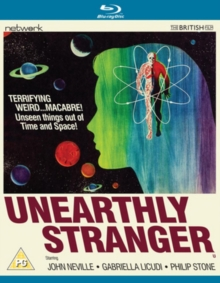 The Unearthly Stranger, Blu-ray BluRay