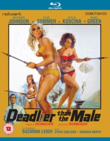 Deadlier Than the Male, Blu-ray  BluRay