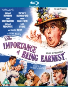 The Importance of Being Earnest, Blu-ray BluRay