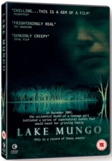 Lake Mungo, DVD  DVD