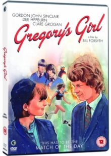 Gregory's Girl, DVD  DVD