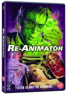 Re-animator, DVD  DVD