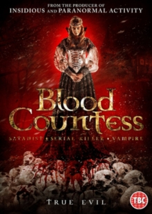 Blood Countess, DVD DVD