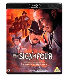 The Sign of Four, Blu-ray BluRay