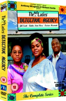 The No. 1 Ladies' Detective Agency: The Complete Series, DVD DVD