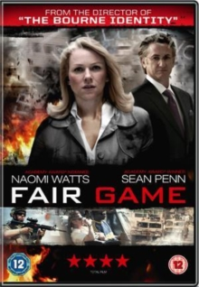 Fair Game, DVD  DVD