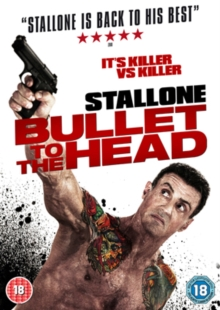 Bullet to the Head, DVD  DVD
