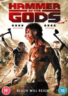Hammer of the Gods, DVD  DVD
