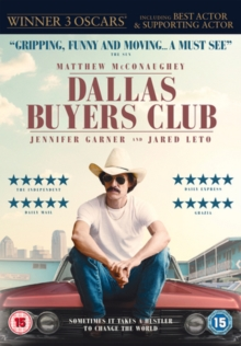 Dallas Buyers Club, DVD  DVD