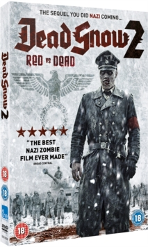 Dead Snow 2 - Red Vs Dead, DVD  DVD