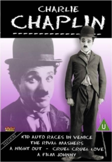 Charlie Chaplin Collection, DVD  DVD