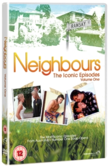 Neighbours: The Iconic Episodes - Volume 1, DVD  DVD