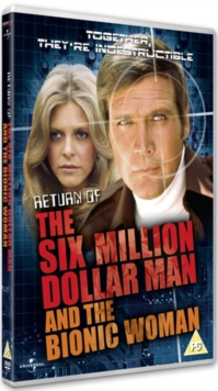 The Return of the Six Million Dollar Man and the Bionic Woman, DVD DVD