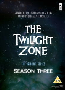 Twilight Zone - The Original Series: Season 3, DVD  DVD