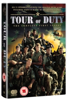 Tour of Duty: Complete Season 1, DVD  DVD