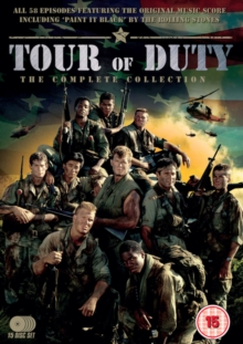 Tour of Duty: The Complete Series, DVD  DVD