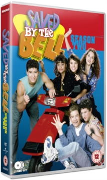 Saved By the Bell: Season 2, DVD  DVD