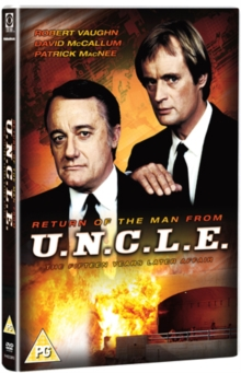 Return of the Man from U.N.C.L.E, DVD  DVD