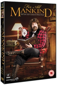 WWE: For All Mankind - The Life and Career of Mick Foley, DVD  DVD