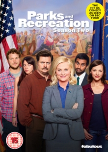 Parks and Recreation: Season Two, DVD  DVD