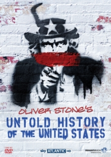 Oliver Stone's Untold History of the United States, DVD  DVD