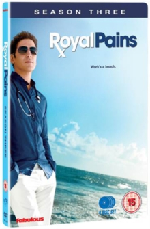 Royal Pains: Series Three, DVD  DVD