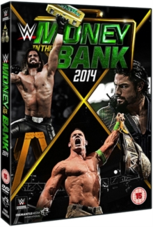 WWE: Money in the Bank 2014, DVD  DVD