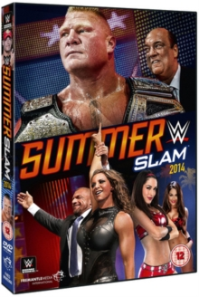 WWE: Summerslam 2014, DVD  DVD