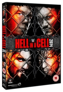 WWE: Hell in a Cell 2014, DVD  DVD