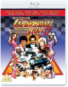 Cannonball Run 2, Blu-ray  BluRay