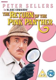 The Return of the Pink Panther, DVD DVD