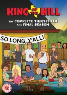 King of the Hill: The Complete Thirteenth and Final Season, DVD DVD