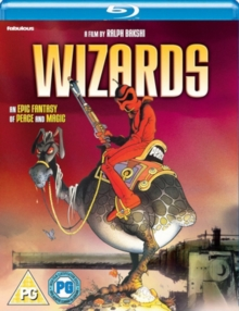 Wizards, Blu-ray BluRay