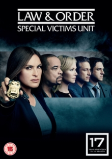 Law and Order - Special Victims Unit: Season 17, DVD DVD