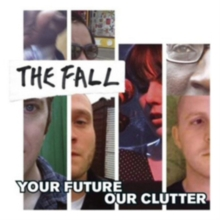 Your Future Our Clutter, CD / Album Cd