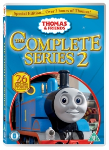 Thomas the Tank Engine and Friends: The Complete Second Series, DVD  DVD