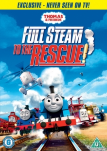 Thomas the Tank Engine and Friends: Full Steam to the Rescue, DVD DVD