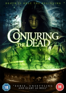 Conjuring the Dead, DVD  DVD