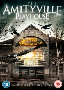 The Amityville Playhouse, DVD DVD