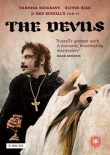 The Devils, DVD DVD