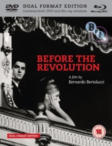 Before the Revolution, DVD  DVD