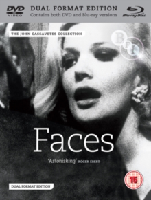 Faces, DVD  DVD