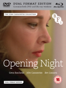 Opening Night, DVD  DVD