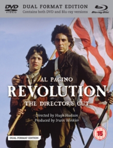 Revolution: The Director's Cut, DVD  DVD