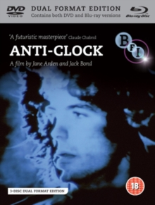 Anti-clock, DVD  DVD
