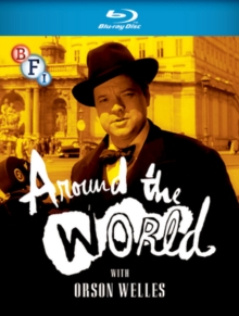 Around the World With Orson Welles, Blu-ray  BluRay